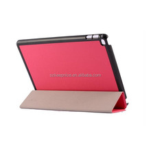 Sleep Wake Stand Leather Cover Case For iPad air 2 Case