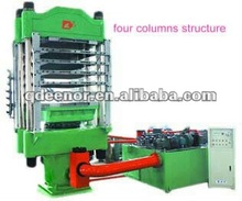 Tyre making machine/Motorcycle tire vulcanizing machine/Bicycle tire machine