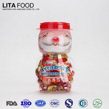 Hot sale healthy jelly candy Mini fruit jelly in Baby Doll