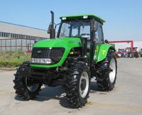 High quality 110HP 4x4WD Farm Tractor hot selling in Kenya