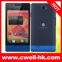 cheap mobile phone H3039 Android 4.4 Smartphone MTK6572 Dual Core 4.0 Inch Touch Screen with WIFI GPS