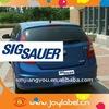 Car Racing Bumper Stickers