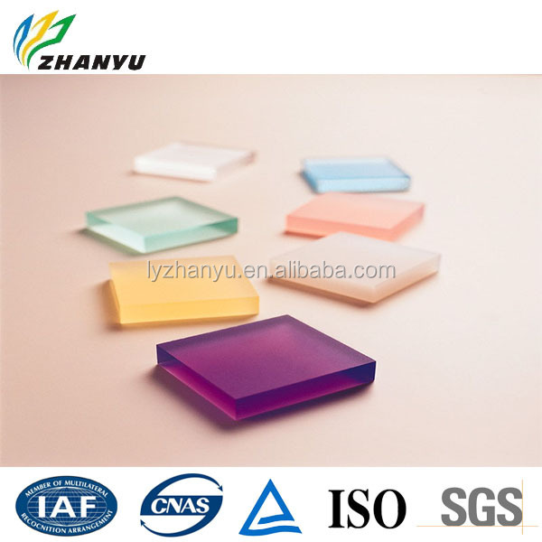 China Supplier Cheap Pmma Sheet Plexiglass Sheet Perspex