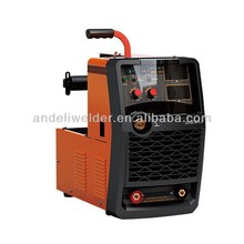 2015 Pulse MIG welder 200A mig-200p igbt inverter co2 mig welding machine high quality portable aluminum welding machine