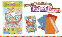 Creative Kids Toys Craft Material Fairies Felt Pictures