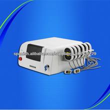 No Invasiva Lipo Laser adelgazar máquina para el estómago / Back