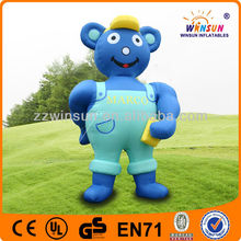 Giant PVC attractive and naughty customed cartoon characters inflatable animal