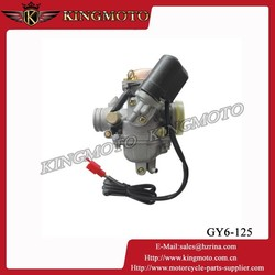 Whole sale high quality carburetor for gy6 engine 50cc 80cc motorcycle scooter go kart
