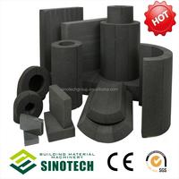 Black Foam Glass Insulation