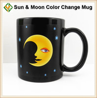 customzed temperature sensitive color changing Fancy Cups for Lover Gifts