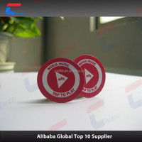 Newest design rfid nfc tags stickers for android phones