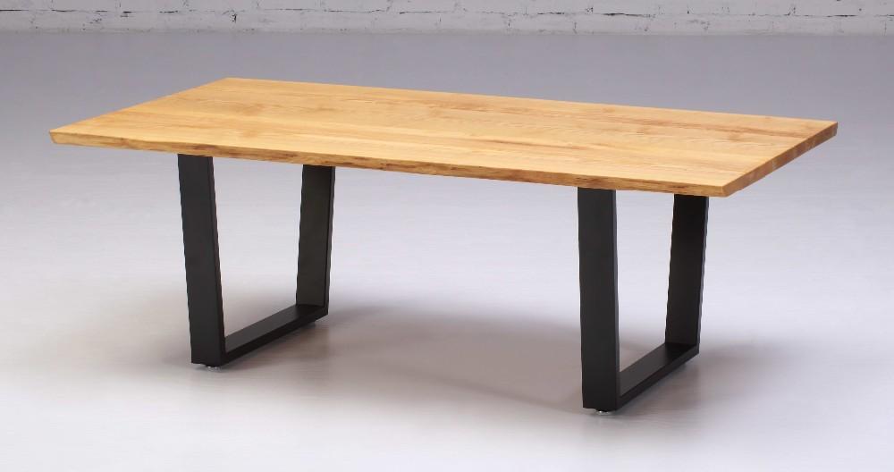Raíz de madera natural hecho en casa mesa de café comedor pata ...