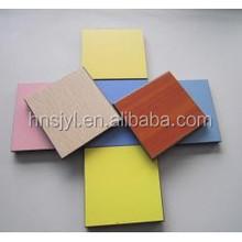 exterior hpl in shenzhen\mirror finish laminate\hot sale laminate parquet
