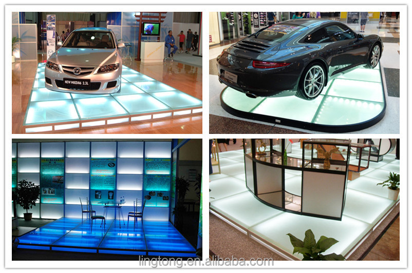 Exhibition Lighting Flooring For Trade Show Buy Trade Show - Car show display flooring