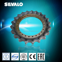 Chassis Parts PC300 Excavator Sprocket on alibaba