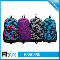 2015 High Quality Waterpoof Cheap Fashion Students School Bag, oxford book bag school bag