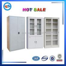 modern KD metal chrome filing cabinet for sale