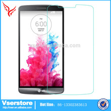 0.3mm thivkness protector screen tempered glass for LG G2 mobile phone accessories