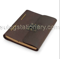 Blank Diaries Journals notebook with lock