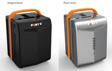 800 Watt Portable Solar Generator / UPS for Home Use / Camping / Emergency