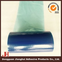 blue film video adhesive carpet protective film for Aluminum Profile , New Hot Blue Film