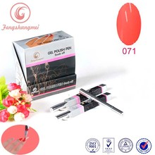 Fengshangmei prviate laber nail polish gel pen for nails