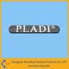 Dongguan good service Electroformed nameplate/ Metal Logo/ Nameplate