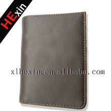 2015 best-selling men's genuine leather wallet