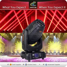 Robe Pointe 280W 10R Beam Spot Wash 3 in 1 moving head Light For A Big Outdoor Pop Concert