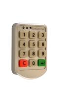 electronic digital swimming pool locker lock