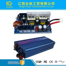 Off grid hybrid inverter DC 12V to AC 220V 500W pure sine wave solar system home inverter solar panel inverter