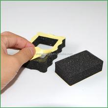 À prova de choque almofada de espuma PU inserções de espuma de fio quente de corte
