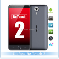 "5.5"" IPS Ulefone Be Touch 2 Android 5.1 4G LTE Mobile phone MTK6752 64 bit Octa Core 3GB RAM 16GB ROM 5 MP+13 MP Camera"