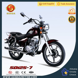 2015 popular chopper motorcycle, cruiser model 125cc SD125-7