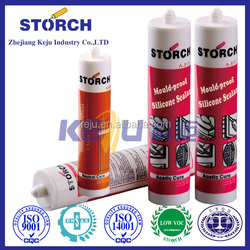 Structural Acetic cure silicone sealant, sausage packing structural silicone sealants