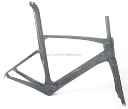 2015 newest carbon aero road frame T800 carbon fiber aero road frame for sale