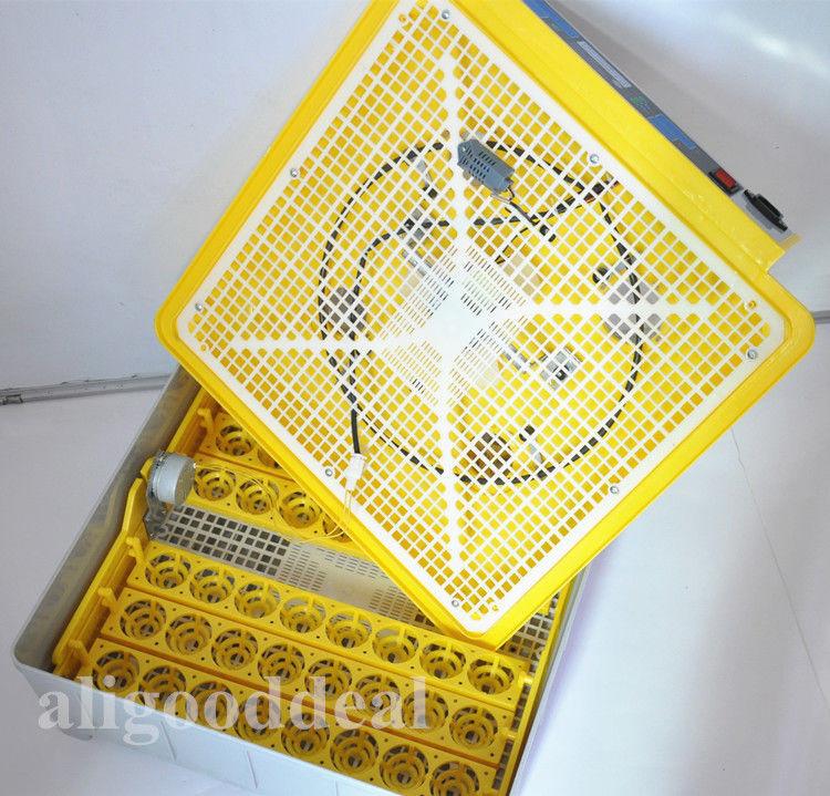 Инкубатор для куриных яиц 1 48