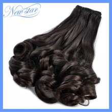 hot new products for 2015 alibaba express New Star virgin human hair 3 bundles bouncy curl funmi hair wholesale price