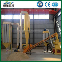 ZLG 850 chicken manure compost machine production line