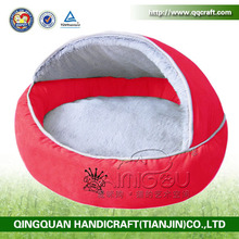 qq pet factory wholesale suede fabric cat seat window & sunny seat cat bed with single cushion