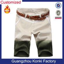 Hombre Pantalones Casuales De Moda Personalizada