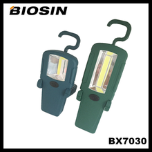 BX7030 3W COB high brightness automotive standing and hanging led work light