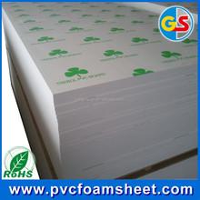 25mm lead-free pvc cabinet sheet