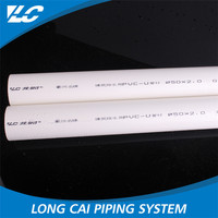 Homogeneous In Density High Quality Pvc Pipe Cover