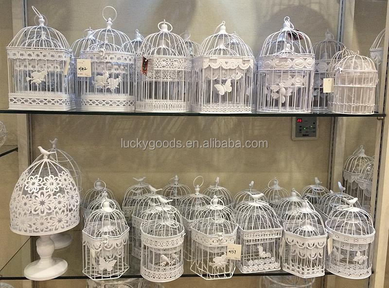 Wholesale Decorative White Wedding Bird Cage Metal Bird Cage Buy