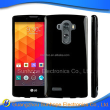 glossy smooth cell phone cover for LG G4