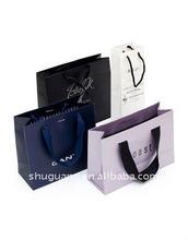 Hot Sale! Custom Bag Luxury Paper Shopping Bag (SGZ1203)