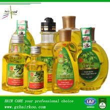 Wholesale olive oil hair care products