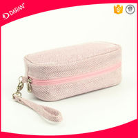 Zip lock bling cosmetic bags shenzhen supplier