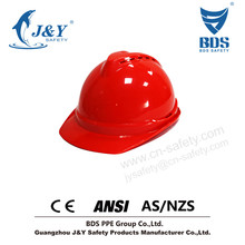 Half face china cheap custom construction safety helmet for working